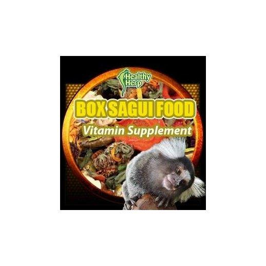 Ração Sagui Premium Food Répteis | Terrário