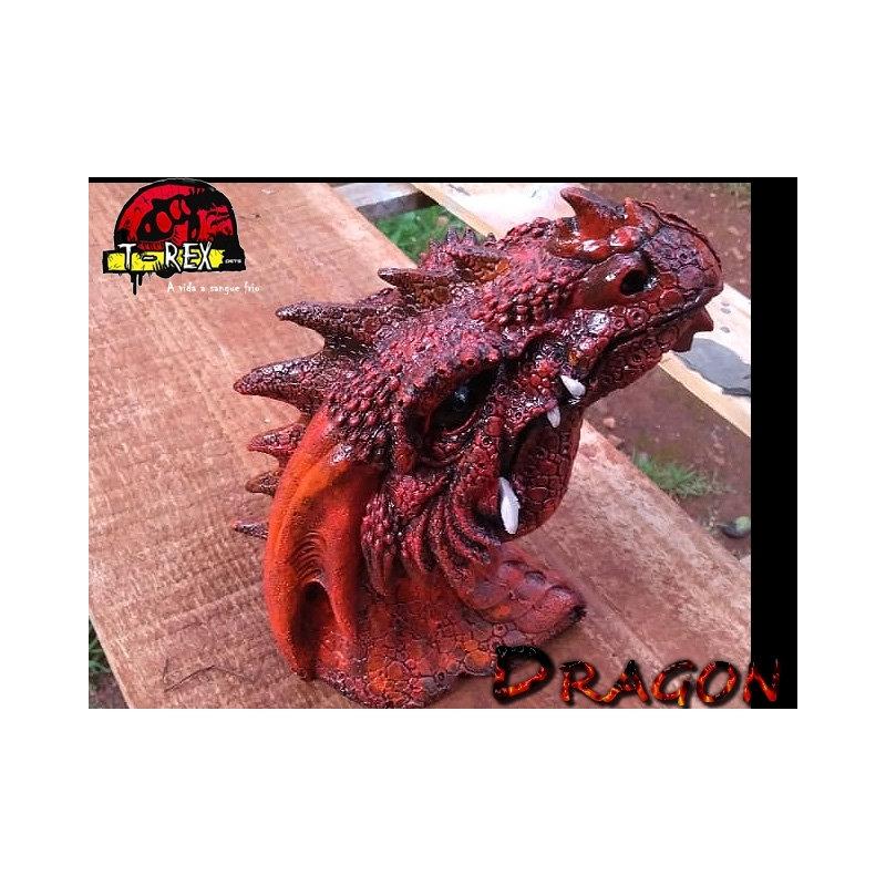 Escultura Dragão | Game Of Thrones | Dragon