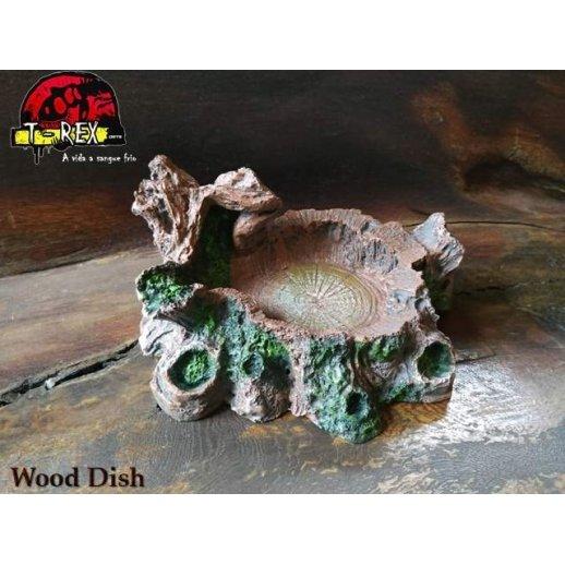 Wood Dish Répteis  | Iguana | Dragão | Gecko