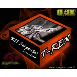 Kit Serpentes Completo