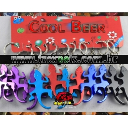 Chaveiro Gecko CoolBeer